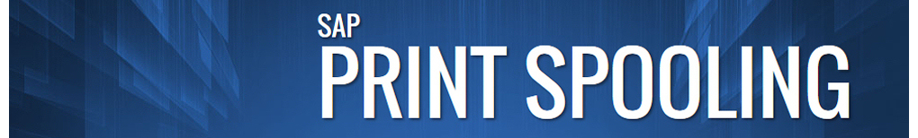 SAP Print Spooling Software